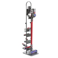Freestanding Dyson Cordless Vacuum Stand - No Drilling the Wall