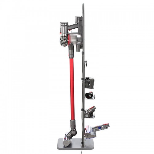 freestanding dyson cordless handheld vacuum cleaner stand. Black Bedroom Furniture Sets. Home Design Ideas