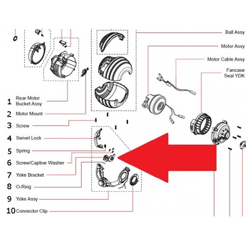 Dc Ww furthermore Dc likewise X further Dc Cleaner Head Soleplate Schematic furthermore Dyson Dc Dc Animal Cylinders Partswarehouse. on dyson dc39 parts diagram