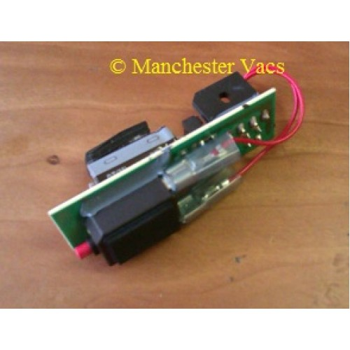 DC24 Printed Circuit Board (PCB) and Reset Module 917831-01