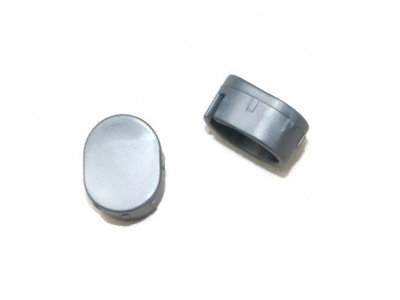 Airblade Screw Covers (Silver)