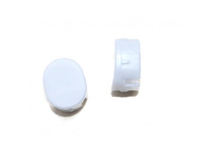 Airblade Screw Covers (White)