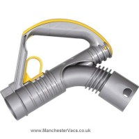 DC08 Handle (silver/yellow) 904510-18