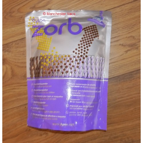 Dyson Zorb Powder 750g Dyson Zorbster Spare Parts