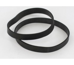 Pack of two drive belts for non-clutched machines.