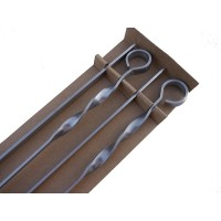 Barbecue Skewers - Long Blade Type. 70cm